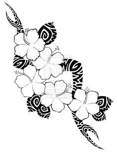 Hawaiian Tribal Tattoos Symbol Meanings   Hawaiian Tribal Tattoo Designs Meanings Pictures