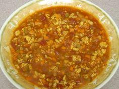 Buffalo Chicken & Barley Chili