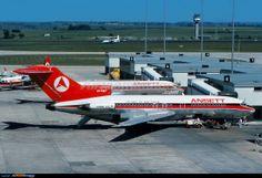 Ansett Airlines B727-100QC