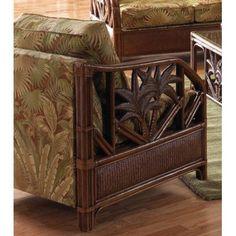 Bay Isle Home Cypress Lounge Chair with Cushion Indoor Fabric: Hampton