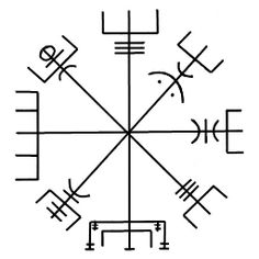 Galdrastafir: Icelandic Magical Staves The history, meaning and use of Ægishjálmur, Vegvísir, Lukkustafir and other symbols in grimoires, charms, and tattoos