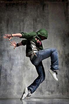 Hip Hop in Motion