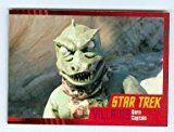 #4: Gorn trading card Star Trek Villans #34