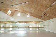Y Ballet School,© Yohei Sasakura / sasa no kurasha