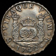 Early Old Canadian Coin 1635 New France Colonial Rare