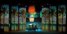 Roni Toren « World Stage Design 2013 World Stage Design 2013 Set Design Theatre, Stage Design, Tel Aviv, Bambi, Cabaret Musical, Stage Set, Scenic Design, Drops Design, Design Elements