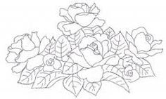 floral hand embroidery designs - Google Search
