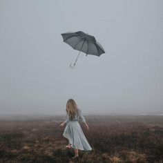 Gorgeous Fine Art Self-Portrait Photography by Rosie Hardy