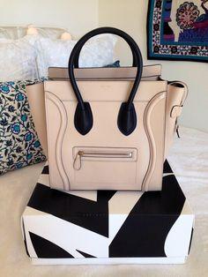 celine handbag online - Celine Micro Luggage beige | Bags | Pinterest | Celine, World and ...