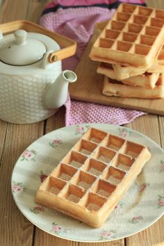 Wafers extremely gentle, crust-melting as on the honest (lactose-free) This recipe, I need to admit that I used to be searching for a few years now! I like waffles like on the honest, those that are extremely crispy outdoors, every thing . Thermomix Desserts, Ww Desserts, Dessert Recipes, Sans Lactose, Lactose Free, Beignets, Biscotti, Galletas Cookies, Cake & Co