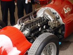 The 20 Most Significant Race Car Engines — 95 Customs Alfa 159, Alfa Romeo 159, Motor Engine, Car Engine, Race Engines, Formula 1 Car, Old Race Cars, Car Prices, Car And Driver