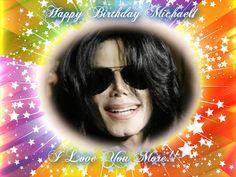 Michael Jackson B-day wallpaper