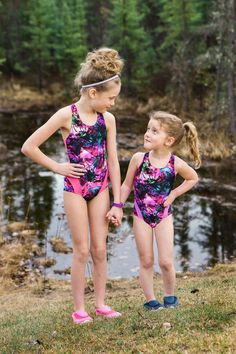 Little Girl Bikini, Little Girl Swimsuits, Girly Girl Outfits, Baby Girl Dress Patterns, Beautiful Little Girls, Kids Swimwear, One Piece Suit, Pdf Sewing Patterns, Sons