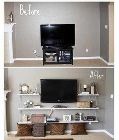 64 Tv Display Ideas Home Tv Display Home Decor
