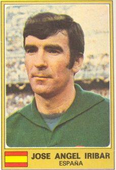 Cromos de Iríbar, el que pudo ser Balón de Oro (12). Temporada 1976-77.