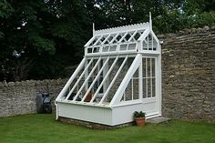 small victorian hothouse - Google Search