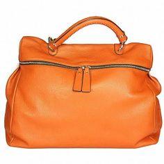 Precioso color para este bolso de Plinio Visona
