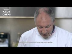 Michelin 3 Star Chef's 3 course meal: Whiting fish in an Almond Crust - YouTube