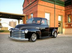 2011 September - 1949 Chevy ½ Ton Truck   by LKQcorp