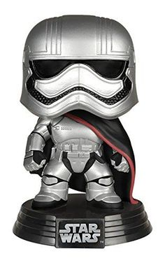 Star Wars Episode 7 Pop! Captain Phasma ** You can get additional details at http://www.amazon.com/gp/product/B013G0J862/?tag=superheroes025-20&pcd=290716065156