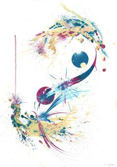 Balance Carne Griffiths using Graphik Line Painters