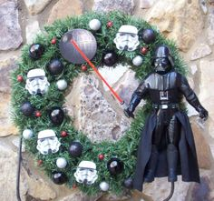 Come to the Dark Side, we have Christmas...