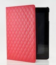 Tenmile offer LiViTech(TM) CC Design Luxury PU Leather Case with Smart Cover Wake/Sleep Function for iPad 4 iPad 3 iPad 2 (Red). This awesome product currently limited units, you can buy it now for  $10.99, You save - New