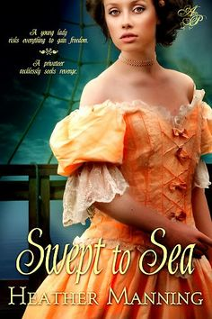 Book Review: Swept to Sea by Heather Manning