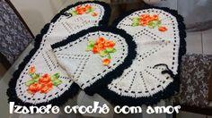 Crochê com amor: PAP -  Florzinha pra aplicação