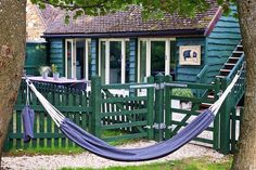 Ben's Burrow - Comfy 9 person lodge in Warwickshire