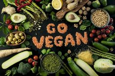Here are our Top 10 Tips for Going Vegan. Whether you're going vegan for the animals, the planet, your health - or all three! Vegan Foods, Healthy Foods To Eat, Vegan Vegetarian, Healthy Snacks, Vegan Soup, Super Healthy Recipes, Healthy Dinner Recipes, Whole Food Recipes, Vegan Recipes