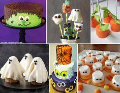 Ideas para aperitivos de #halloween                                                                                                                                                                                 Más