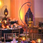 Moroccan Themed Party Ideas Arabian Nights Theme Parties Events: Lantern Centerpiece