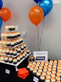 Bitpay & Cup cakes