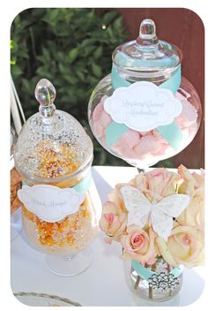 Candy Buffet Labels Sugar & Spice Collection  Custom by ItsyBelle, $7.50