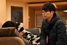 新垣結衣、星野源「逃げるは恥だが役に立つ」第9話・場面カット(C)TBS