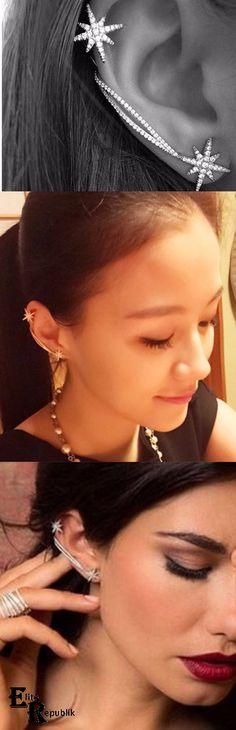 2 Stars Earrings