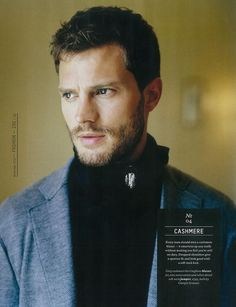 "Jamie Dornan in ""Country Casuals"" by Jesse Jenkins Esquire UK November 2012"