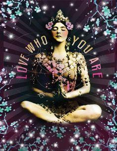 I think the most important thing in life is self-love, because if you don't have self-love, and respect for everything about your own body, your own soul, your own capsule, then how can you have an authentic relationship with anyone else?