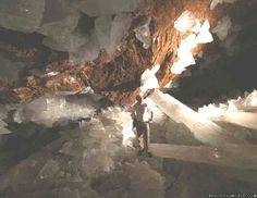 The Cave of the Crystals is a natural marvel in Chihuahua, Mexico. Its main chamber houses some of the largest natural crystals ever discovered, hence the name. The magma within makes the cave unbearably hot and humid, and thus it remains largely unexplored. Nevertheless, this subterranean spectacle is unquestionably one of the world's most remarkable …