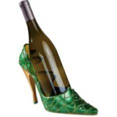 Wine Bottle Holder www.jussasseshooze.com