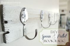 How to recycle old spoons