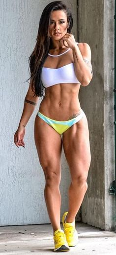 Fitness Girls daily pics for motivation Girls With Abs, Gym Girls, Ripped Girls, Fit Women, Sexy Women, Fitness Bodybuilding, Fitness Motivation, Love Fitness, Fitness Women