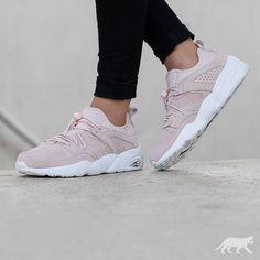 Trendy Sneakers 2017/ 2018 : Sneakers femme - Puma Blaze Of Glory Soft W