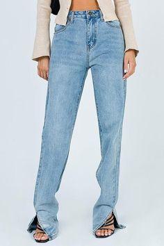 Denim Fabric, Denim Pants, Hemline, Jeans Size, Ankle, Pockets, Couture, High Waist, Bodice
