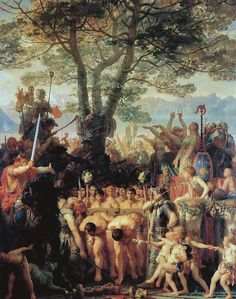 Charles Gleyre, Serbo Croatian, Amber Tree, Old Master, Event Calendar, Paintings For Sale, Gaia, Google Images, Oil On Canvas