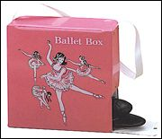 Ballet Box dance bag - I had one of these when I was a kid.