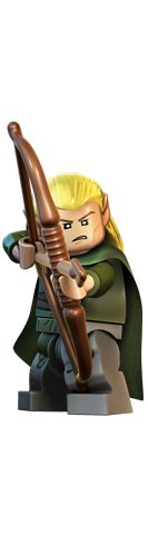 An Elven Prince, Legolas joined the Fellowship as a representative of his people. His agility and skill in archery is unmatched. Because of the old feud between Elves and Dwarves, Legolas and Gimli are often found trying to outdo each other.     In-Game Abilities: Amazing sharp-shooter with his bow. Possesses extreme agility and balance.