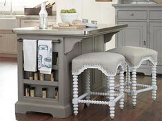Admirable Kitchen Island Design And Decor Ideas