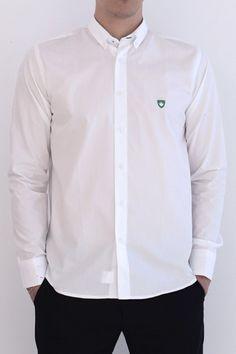 Camisa Blanca www.thefrogco.com